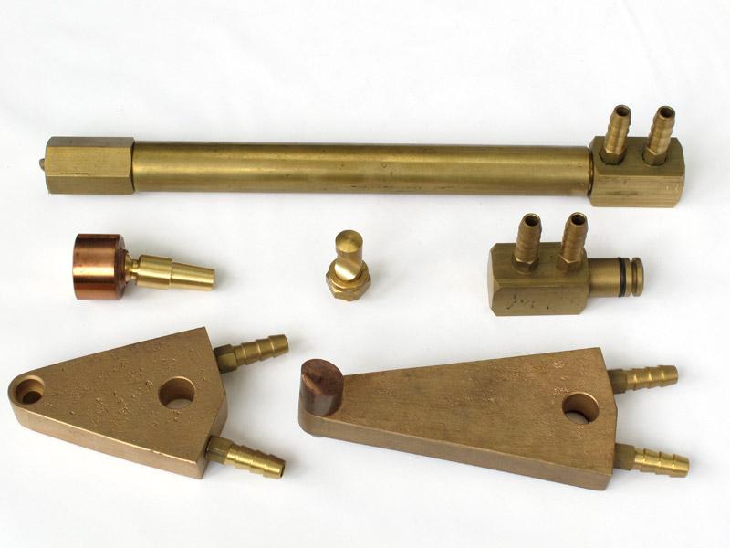 Spot-Welding Tips by Redwood Engineering