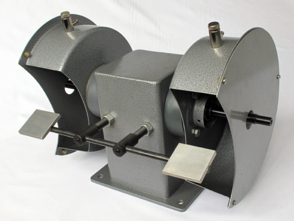 Lapidary Grinder Saw by Redwood Engineering